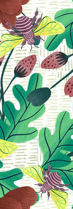 Bee-youtiful Flowers