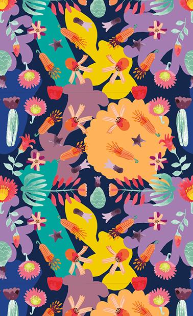 Succulent Fiesta Repeat