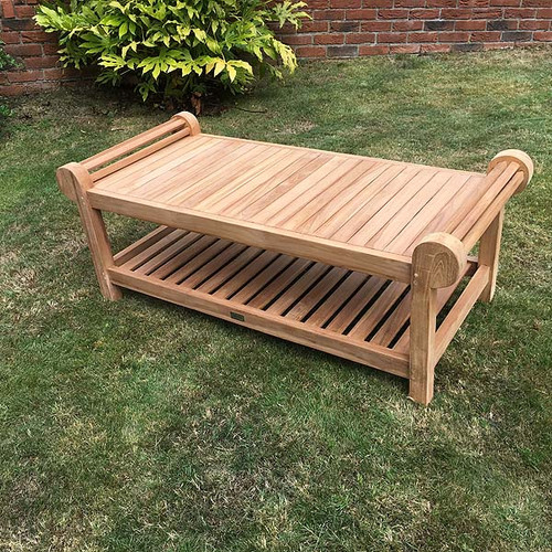 Lutyens Coffee Table | the-forgan-bed-co