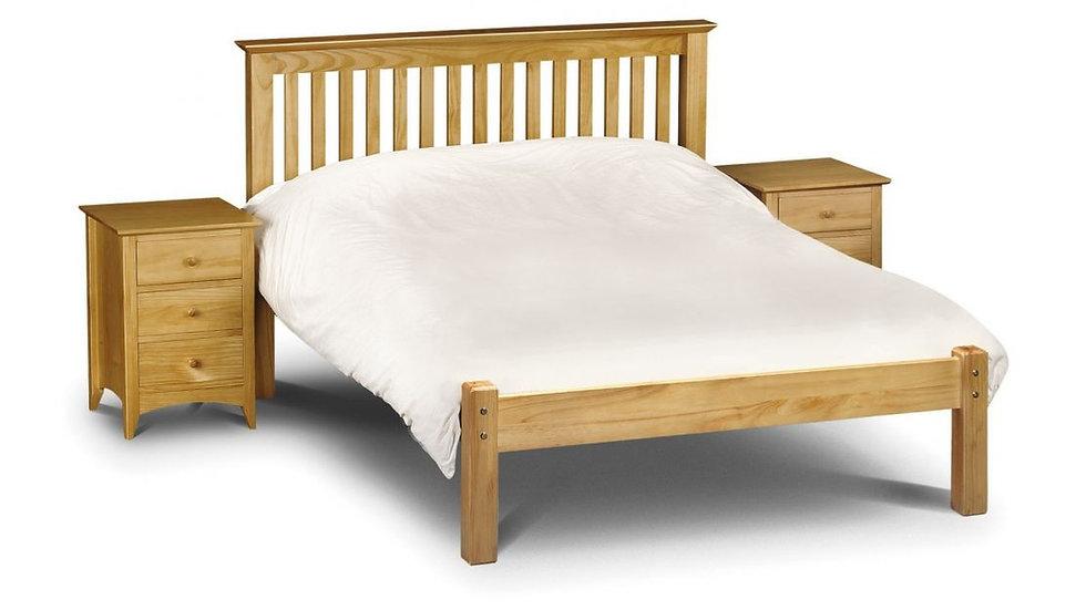 Barcelona Pine Bed Frame