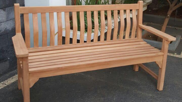 Fife Paddle Arm Bench