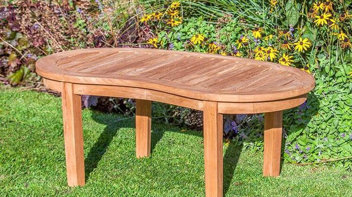 Oxford Wave Coffee Table