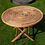 Thumbnail: Teak Ripple Table & Oxford Wave Benches