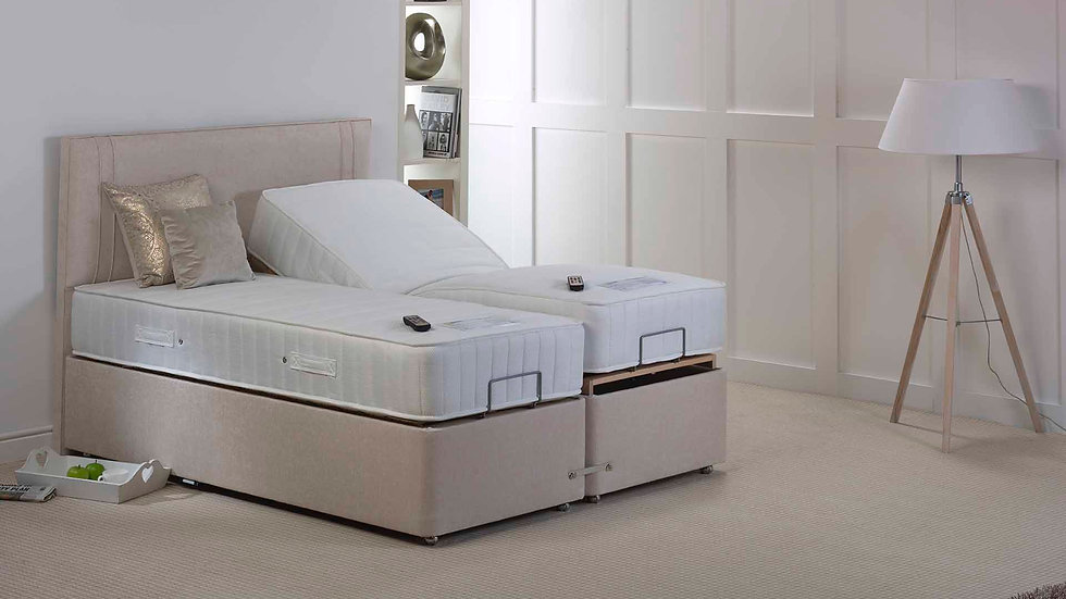 Mi Bed Powis Adjustable Mattress