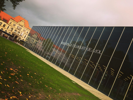 Does the Bauhaus belong in a Museum? Musings on a Centenary