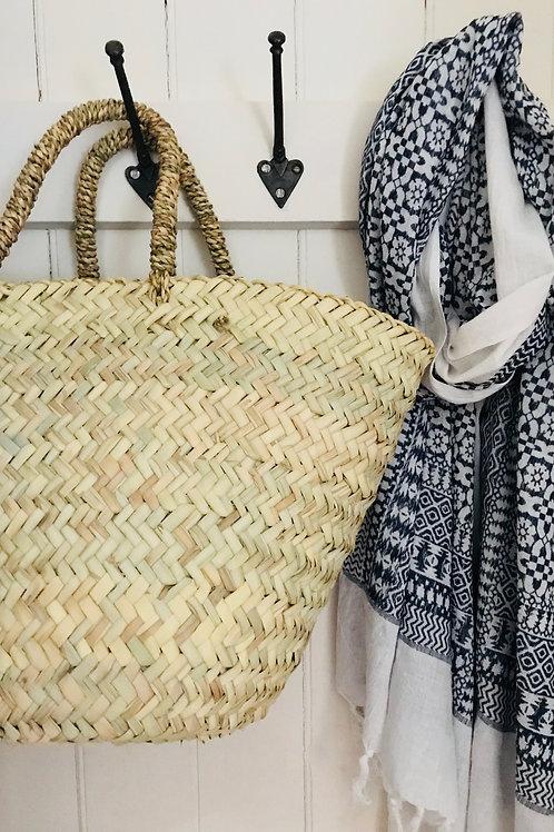 Berber Market Basket