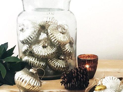 Vintage Style Botanical Jar