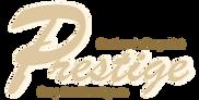 Logo monochrome officiel | Gestion de Propriété Prestige
