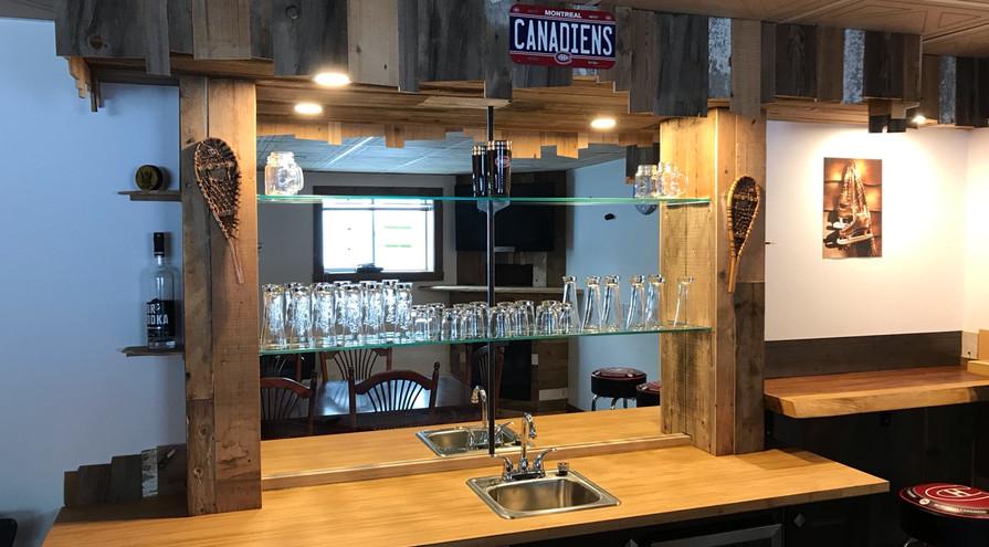 Bar | Chalet Lac-Sauvage