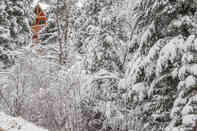 Chalet le Malard en hiver