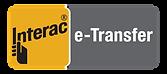 Interac e-Transfer rectangle logo