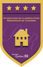 logo icone résidence de tourisme CITQ 4 étoiles