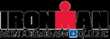 Logo IRONMAN Mont-Tremblant