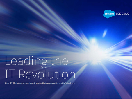 Leading the IT Revolution