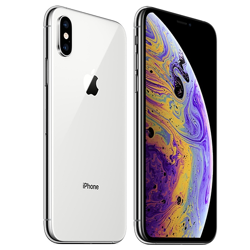 Refurbished Apple iphone XS - 64GB - Zilver