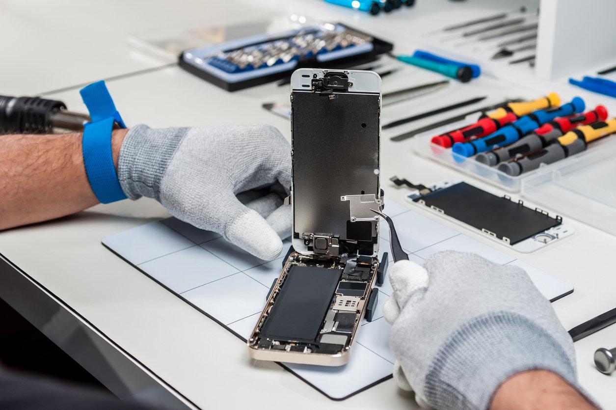 GSM reparatie