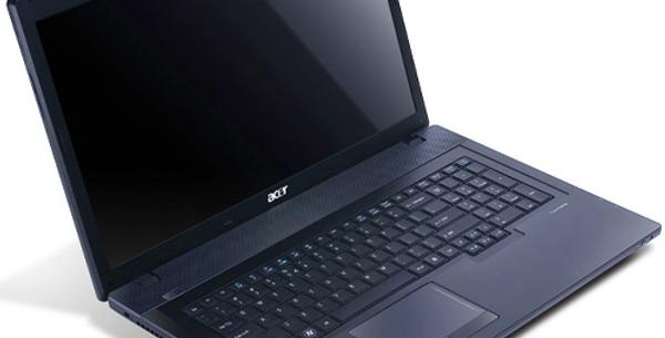 Acer Travelmate 7750