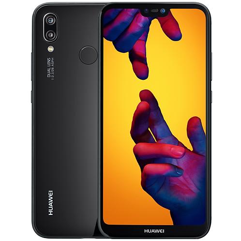 Tweedehands Huawei P20 Lite Dual Sim Zwart