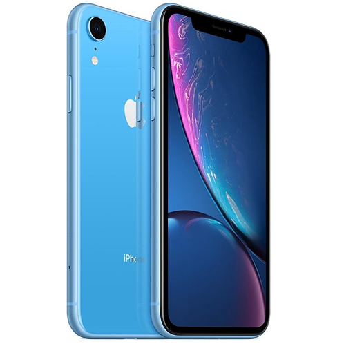 Refurbished Apple iPhone XR - 64GB - Blauw