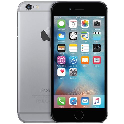 Refurbished Apple iPhone 6 Plus 64GB Zwart