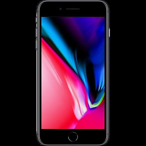 Refurbished Apple iPhone 8 Plus 64GB Zwart