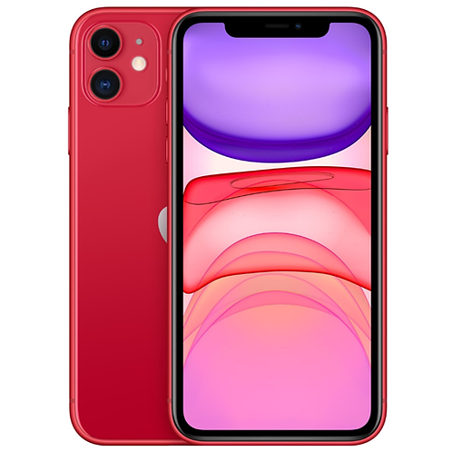 Refurbished Apple iPhone 11 - 64GB - Rood