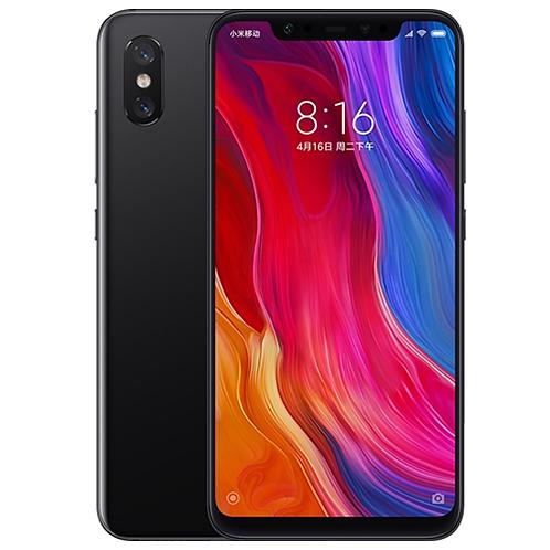 Xiaomi Mi 8 - 64GB - Dual Sim - Zwart
