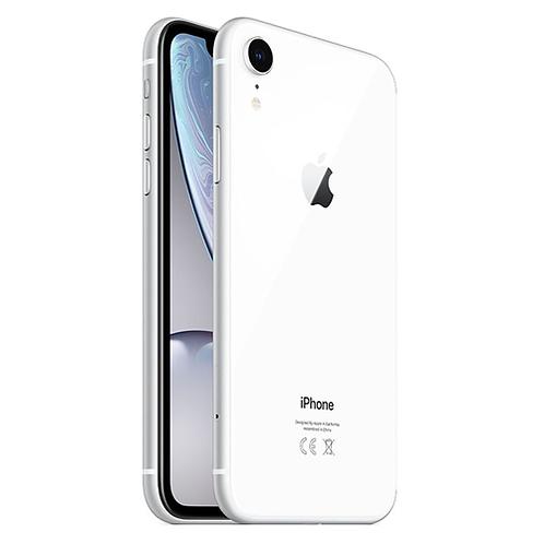 Refurbished Apple iPhone XR 128GB Wit