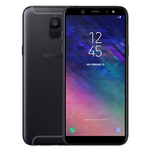 Samsung Galaxy A6 Zwart Dual Sim