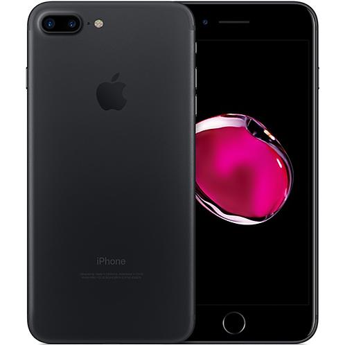 Refurbished Apple iPhone 7 Plus 32GB Zwart