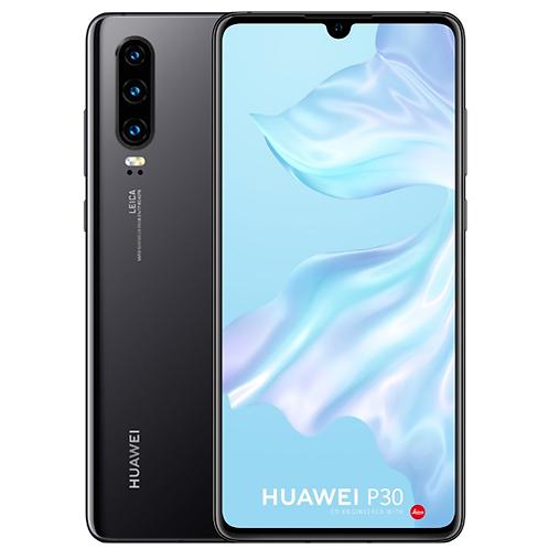 Huawei P30 Dual Sim 128GB - Zwart