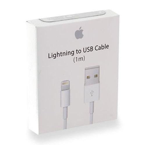 Apple Lightning naar USB - Oplaadkabel 1 Meter