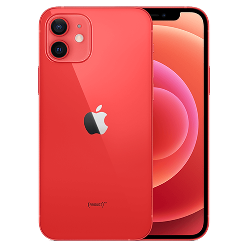 Apple iPhone 12 - 64GB - Rood