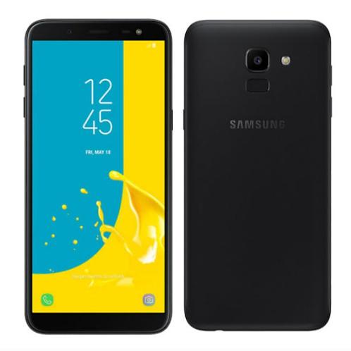 Samsung J6 2018 - 32GB Zwart