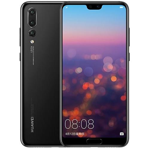 Huawei P20 - 128GB - Zwart Refurbished