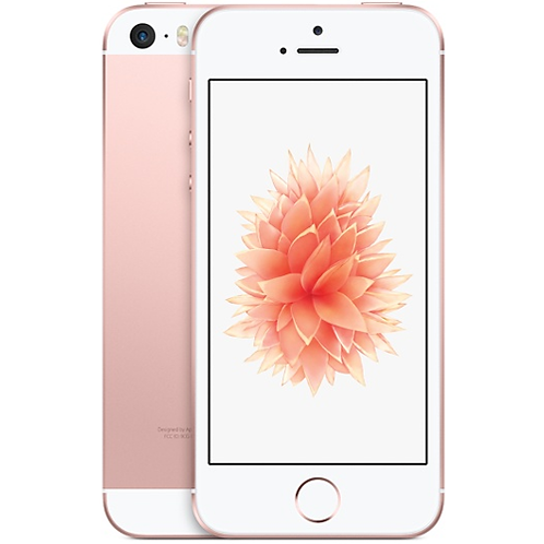 Refurbished Apple iPhone SE 128GB Rose Goud