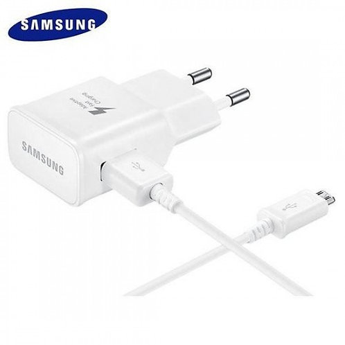 Samsung Fast Charger inclusief Samsung micro USB Kabel