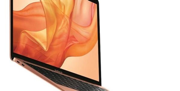 Macbook Air 13 inch (2020) Goud