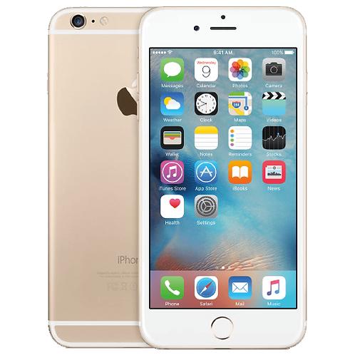 Refurbished Apple iPhone 6 Plus 64GB Goud