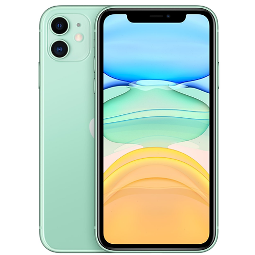 Apple iPhone 11 - 128GB - Groen