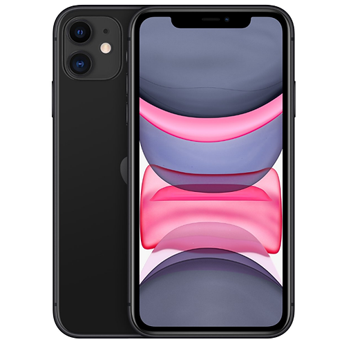 Refurbished Apple iPhone 11 - 256GB - Zwart
