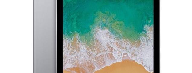 Apple iPad (5th Gen) 32GB Space Grey