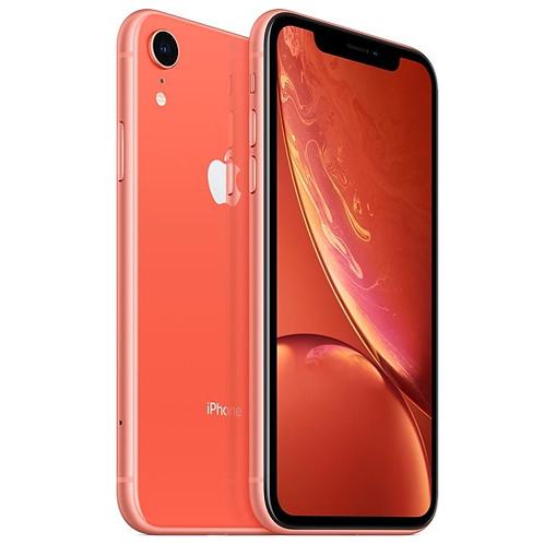 Refurbished Apple iPhone XR - 64GB - Koraal