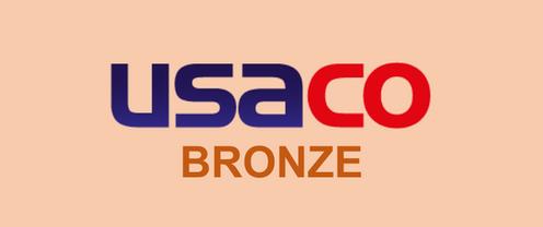 USACO Bronze (Online)