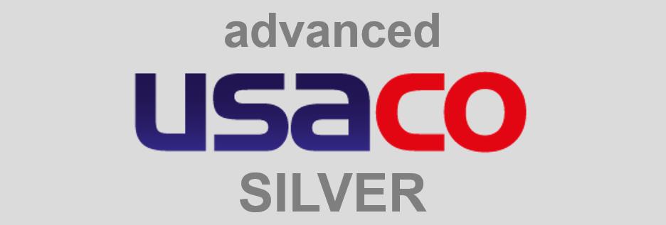 USACO Silver Advanced - 1 (Online)