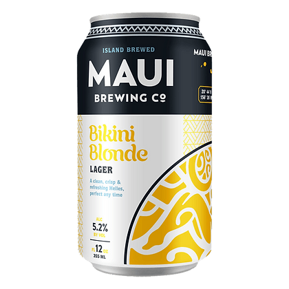 Maui Brewing - Bikini Blonde
