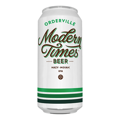 Modern Times - Orderville