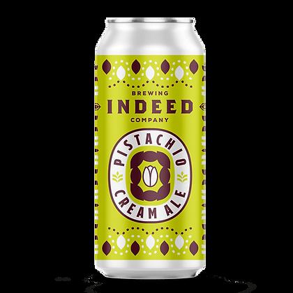 Indeed - Pistachio Cream Ale