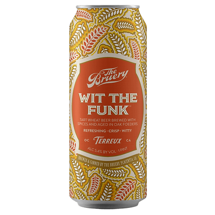 The Bruery - Wit the Funk
