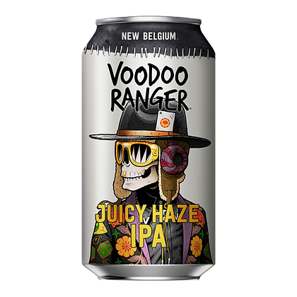 New Belgium - Voodoo Ranger Juicy Haze